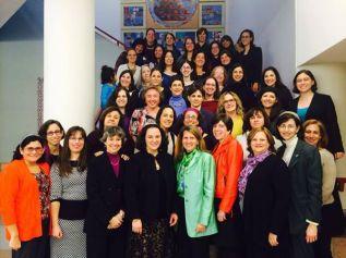 Women Rabbis Lean In