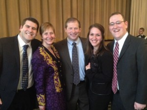 Past OJC rabbinic interns, present rabbis