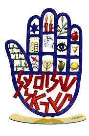 Hamsa Peace