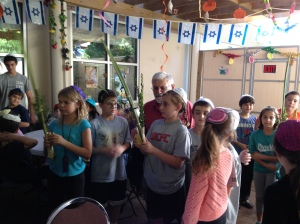 Rel School in Sukkah 2