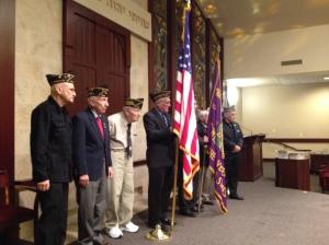 Kristalnacht veterans