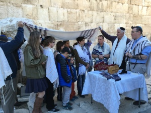 Israel 15-3 Kotel