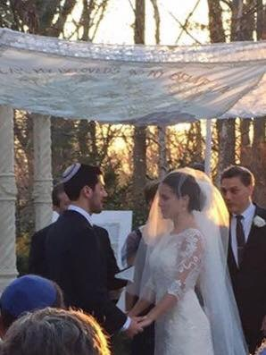 Image result for passover wedding