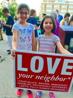 Love Your Neighbor!