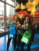Alexis, Jordyn, at M and M