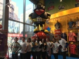 M and M Store